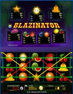 BLAZINATOR XP